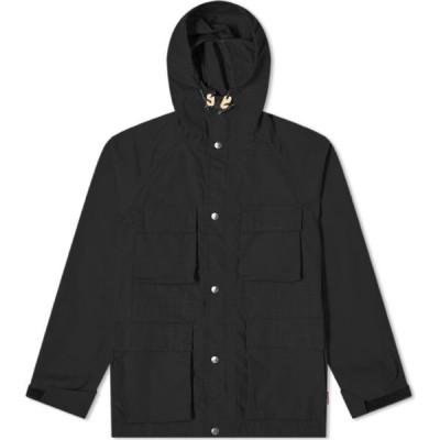 バテンウェア Battenwear メンズ コート アウター Light Shell Parka Black