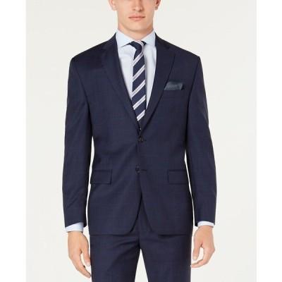 ラルフローレン ジャケット&ブルゾン アウター メンズ Men's Classic-Fit UltraFlex Stretch Suit Jackets Blue Windowpane
