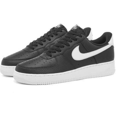 ナイキ Nike メンズ スニーカー エアフォースワン シューズ・靴 air force 1 07 Black/White