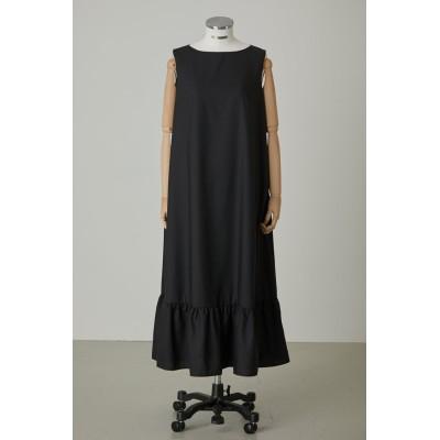 RIM.ARK リムアーク Boat neck summer dress/ドレス・ワンピース レディース ブラック 36