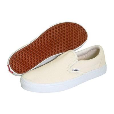 バンズ Classic Slip-On Core Classics メンズ スニーカー 靴 シューズ White (Canvas)