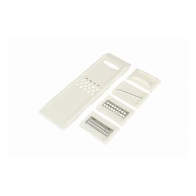 貝印 カセット式調理器セット スライス・千切・ツマ切・おろし DH7077