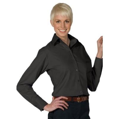 レディース 衣類 トップス Edwards 5295 Women's Open Neck Blouse ブラウス&シャツ