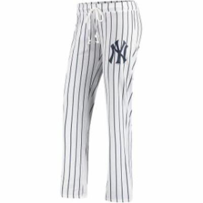 Concepts Sport コンセプト スポーツ スポーツ用品  Concepts Sport New York Yankees Womens White Vigor Pinstripe Sle