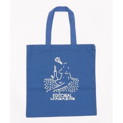 bonjour records / 【EDITORIAL】CLAY HICKSON TOTE 20AW WOMEN バッグ > トートバッグ