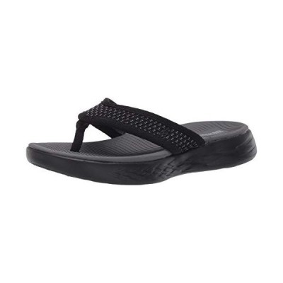 Skechers Kids Boys' ON-The-GO 600 Sandal Black/Grey 12 Medium US Little Kid