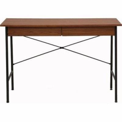 【納期目安:1週間】市場(Marche) ANT-2459-BR anthem Desk (ブラウン) (ANT2459BR)