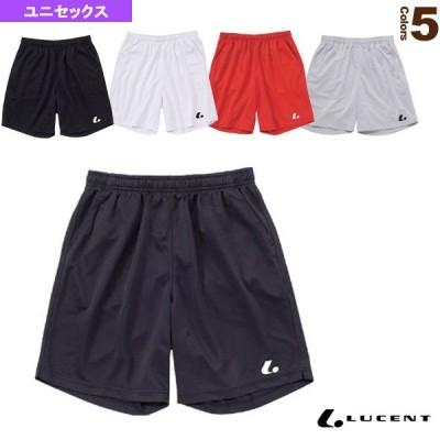ルーセント テニス・バドミントンウェア(メンズ/ユニ)  ニットハーフパンツ/ユニセックス(XLS-533)