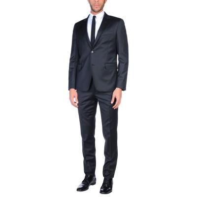 ブライアン デールズ BRIAN DALES スーツ ブラック 46 ウール 94% / ナイロン 4% / ポリウレタン 2% スーツ