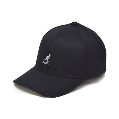 カンゴール(KANGOL) フレックスフィット ベースボール キャップ ロゴ ベースボールキャップ ロゴキャップ ブランド kangol W