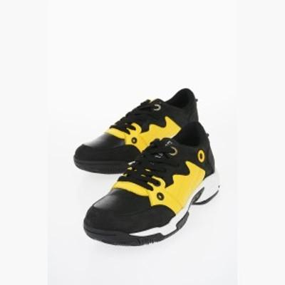 NEIL BARRETT/ニール バレット スニーカー Multicolor メンズ Leather BRUTALIST LOW Sneaker dk