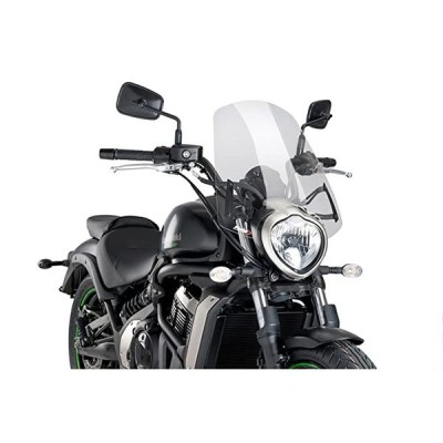 Puig Clear Naked New Generation Windscreen 8164W(海外取寄せ品)
