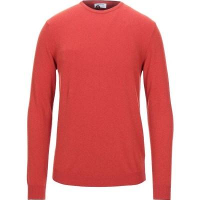 ヘリテイジ HERITAGE メンズ ニット・セーター トップス sweater Rust