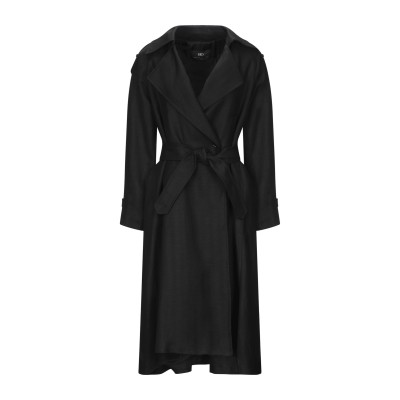 ブライアン デールズ BRIAN DALES コート ブラック 40 リネン 60% / レーヨン 40% コート