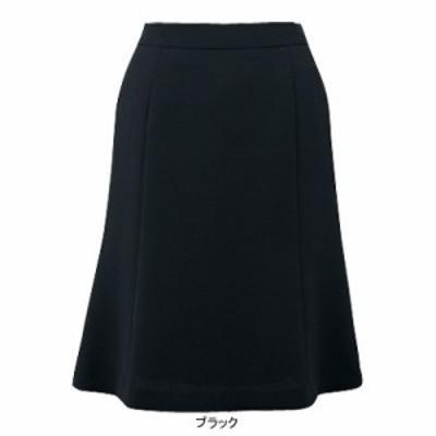 事務服・制服・オフィスウェア  ピエ S9571-99 フレアースカート(57cm丈・ピンクドット) 5号~15号