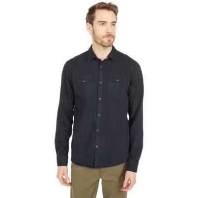 メンズ シャツ トップス Regular Fit - Organic Cotton Classic Western Shirt