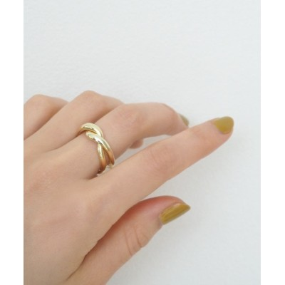 Jenny BY IMMANOEL / silver925 ねじりリング WOMEN アクセサリー > リング