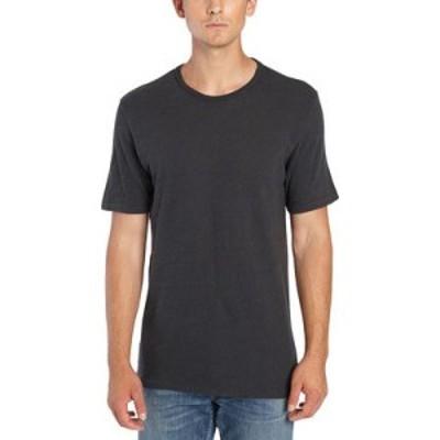 ラグandボーン Rag and Bone メンズ Tシャツ トップス Classic Tee Black