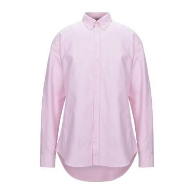 ディースクエアード DSQUARED2 シャツ ピンク 46 コットン 100% シャツ