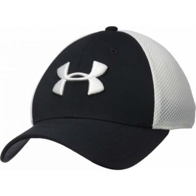 アンダーアーマー Under Armour メンズ キャップ 帽子 TB Classic Mesh Cap Black/White/White