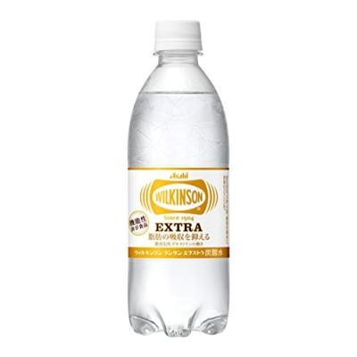 アサヒ飲料 ウィルキンソン タンサン エクストラ 炭酸水 490ml24本 [機能性表示食品]