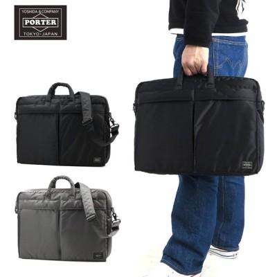【選べるノベルティ付】 吉田カバン ポーター 2WAYビジネスバッグ メンズ タンカー 622-69311 PORTER