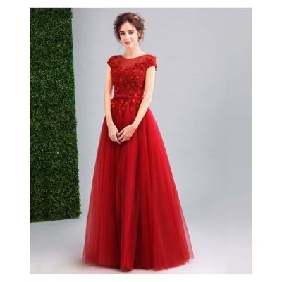 ウエディングドレス お色直し パーティドレス レディース ロングドレス 花嫁ドレス 披露宴 発表会ドレス 結婚式 二次会ドレス 演奏会 カラードレス