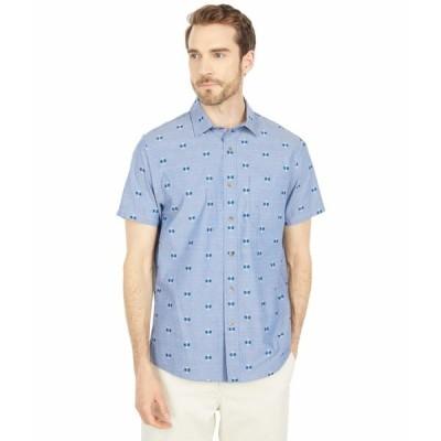 ペンドルトン シャツ トップス メンズ Carson Shirt Blue Chambray