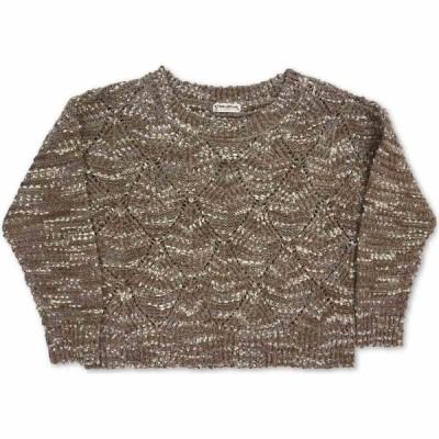フル サークル トレンド FULL CIRCLE TRENDS レディース ニット・セーター 大きいサイズ トップス Trendy Plus Size Ballet-Neck Sweater Ethera