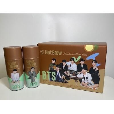 BTS公式BOX【BTS コーヒー2本付】