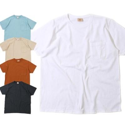 グッドウェア Tシャツ Goodwear S/S POCKET TEE ポケットTee