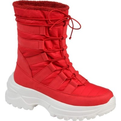ジュルネ コレクション Journee Collection レディース ブーツ シューズ・靴 Icey Fashion Winter Boot Red