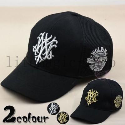 帽子メンズハットキャップ2020新作メンズキャップツバ付き刺繍ファッションおしゃれレディース紳士プレゼント