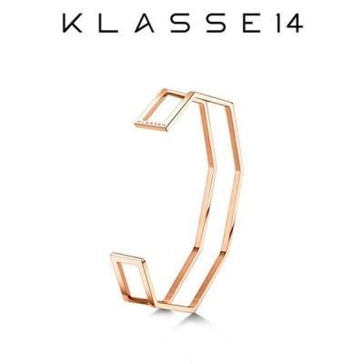 国内代理店正規商品 クラスフォーティーン KLASSE14 OKTO Double IL Bracciale Rose Gold L ブレスレット ローズゴールド アクセサリー クラス14