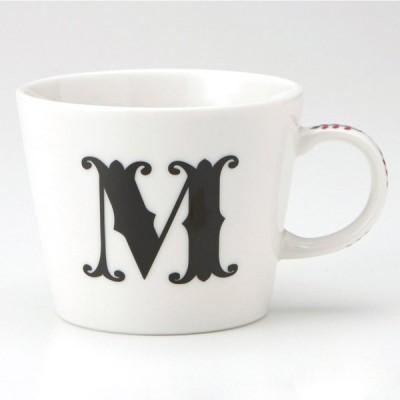 小倉陶器 アルファベット マグカップ M