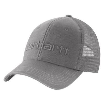 カーハート 帽子 アクセサリー メンズ Carhartt Men's Dunmore Cap Asphalt