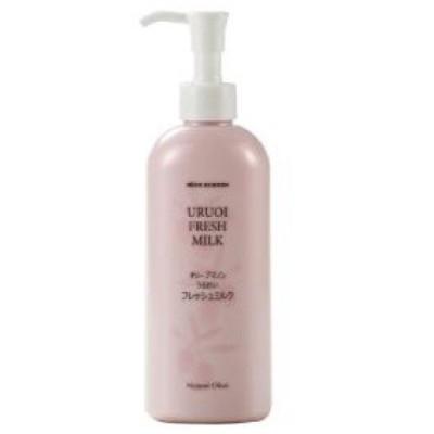 洗顔乳液 オリーブマノン うるおいフレッシュミルク 235ml 無香料 日本オリーブ
