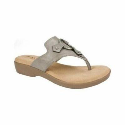 Rialto リアルト ファッション サンダル Rialto Womens  Bianka Thong Sandal