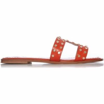 モーダインペレ Moda in Pelle レディース シューズ・靴 Olivie Orange