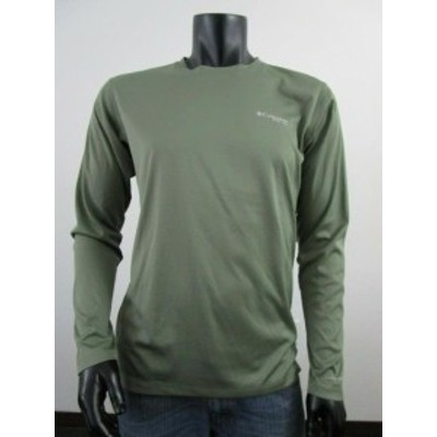 columbia コロンビア ファッション アウター NWT Mens M Columbia PFG Zero Rules Long Sleeve L/S Fishing Shirt - Cypress