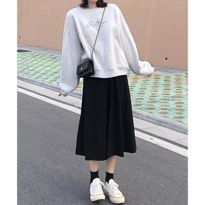 スカート 【URGE:】フレアスカート