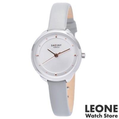 サクスニーイザック SACCSNYY'SACCS   レディース 腕時計 SYA-15174S-SIGY
