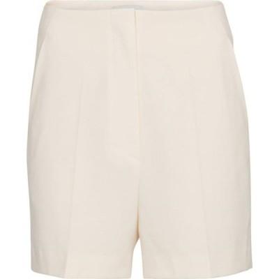 ナヌシュカ Nanushka レディース ショートパンツ ボトムス・パンツ daira high-rise cady shorts Creme