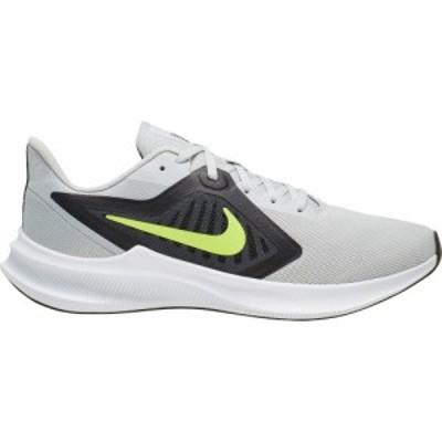 ナイキ Nike メンズ ランニング・ウォーキング シューズ・靴 Downshifter 10 Running Shoes Grey/Volt