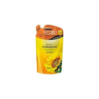 【T】 クラシエ ディアボーテ オイルインシャンプー リッチ&リペア 詰替 (360ml) エレガントフローラルの香り
