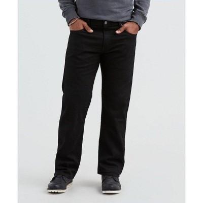 リーバイス メンズ デニムパンツ ボトムス Levi's 569 Loose Straight Rigid Jeans Tazer