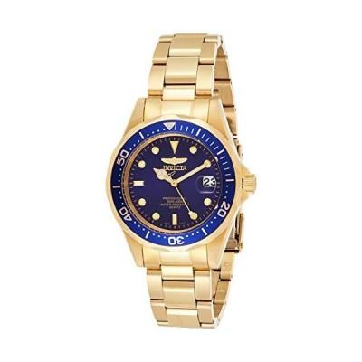 "Invicta Men's 8937 ""Pro Diver"" 18k Gold Ion-Plated Bracelet Watch [並行輸入品]"
