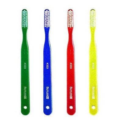 SUNSTAR サンスター BUTLER バトラー 歯ブラシ 毛先磨き用 レギュラー ウルトラソフト  333 (4901616206687)
