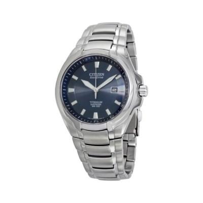 腕時計 ウォッチ シチズン Citizen エコドライブ チタニウム メンズ 腕時計 BM7170-53L