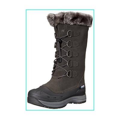 【新品】Baffin Women's Judy Snow Boot,Grey,10 M US(並行輸入品)